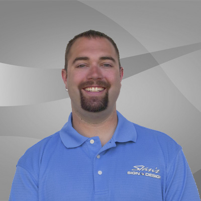 Aaron Charles, Director of Technology at Stan's Sign Design