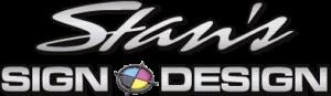 Stan's Sign Design logo