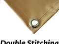 double-stitching
