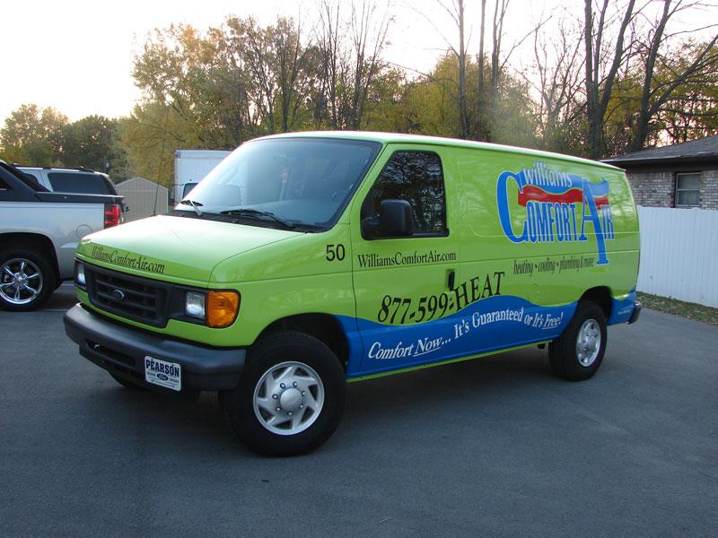 comfort-air-ford-van-1