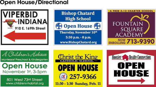 open-house-directional