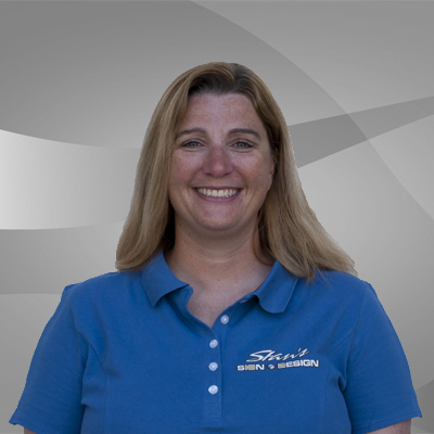 Jennifer Wood-Thompson, Office Manager at Stan's Sign Design