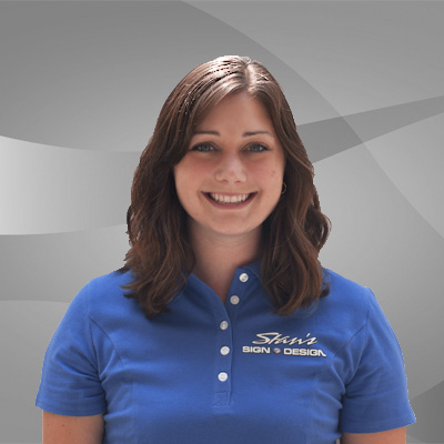 Caitlin Charles, Director of Marketing at Stan's Sign Design
